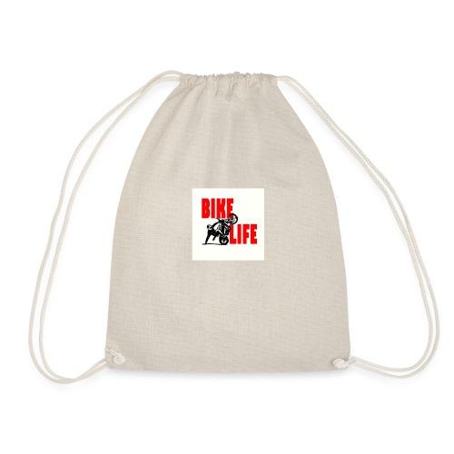 KEEP IT BIKELIFE - Drawstring Bag