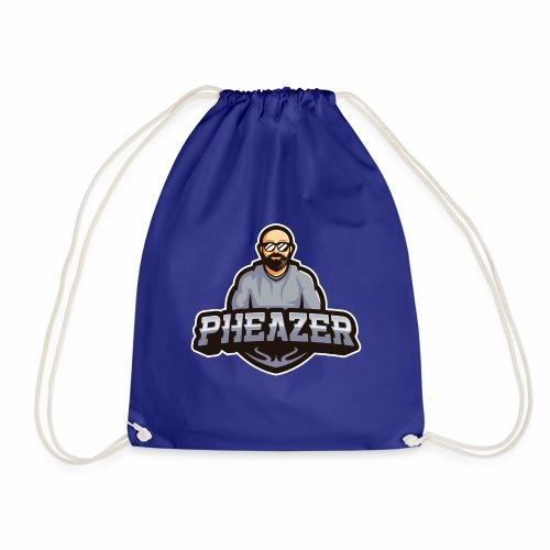 Pheazer Logo - Turnbeutel