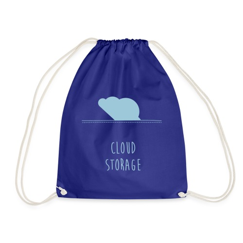 Cloud Storage - Turnbeutel