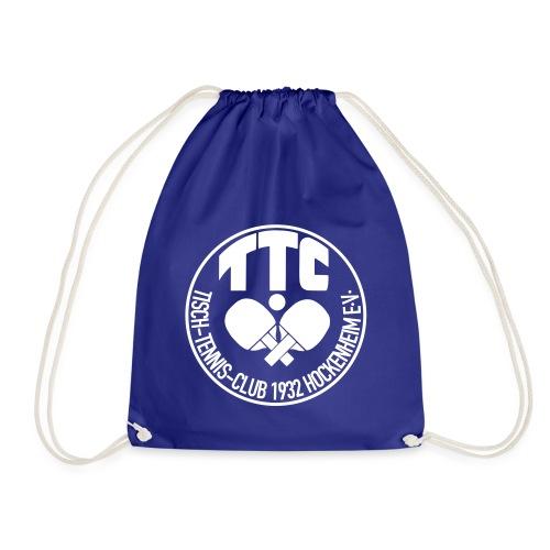 TTC Hockenheim Wappen - Turnbeutel