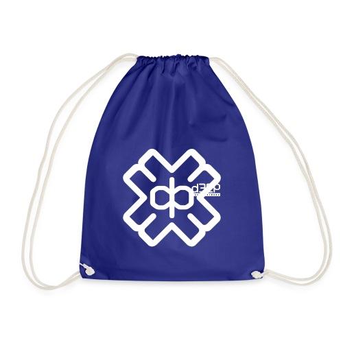 July D3EP Blue Tee - Drawstring Bag
