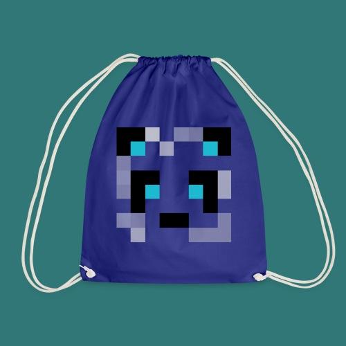 Dustino0's panda - Drawstring Bag