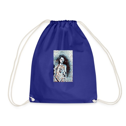 Cooling off - Drawstring Bag