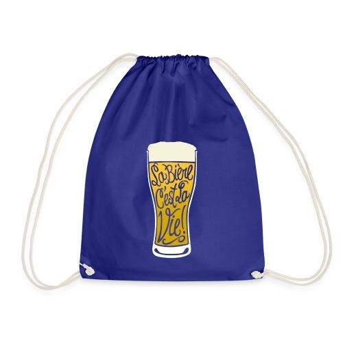 bière, la bière c'est la vie! - Sac de sport léger
