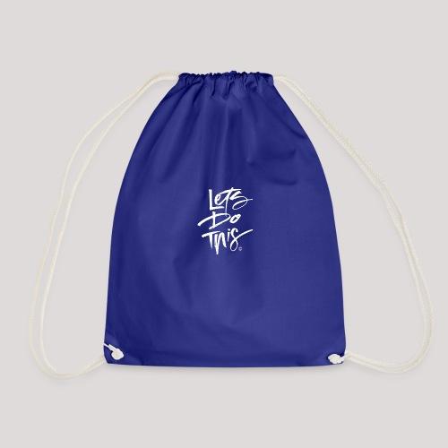 LDT Clear MASTER WHITE - Drawstring Bag