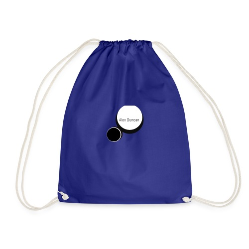 Alex Duncan - Drawstring Bag