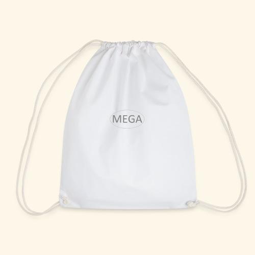 MEGA - Turnbeutel