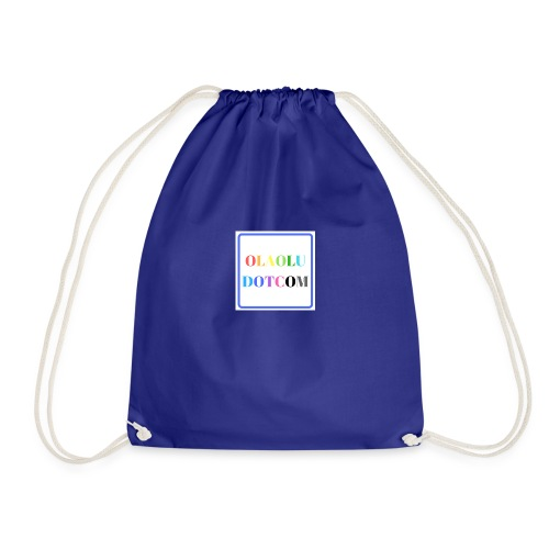 OLAOLUDOTCOM - Drawstring Bag