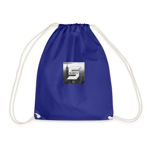 SleepTV Logo - Drawstring Bag
