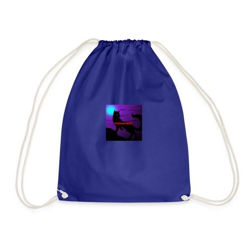 Th3G4m3rWolf - Drawstring Bag
