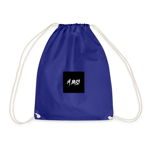 NEW M BUSY MERCH - Drawstring Bag