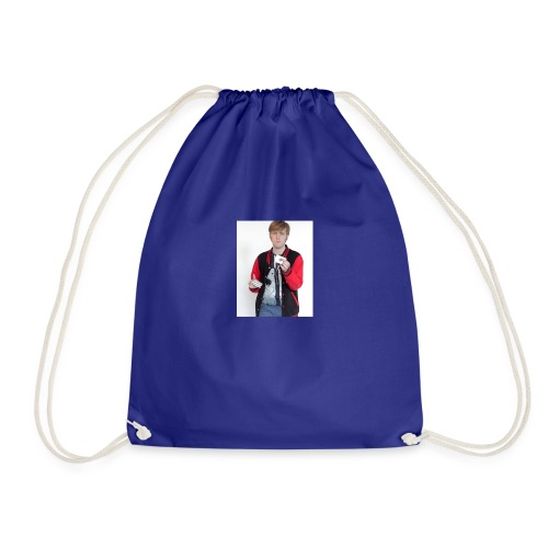 Krystatix the king the mc charlie thomas magic - Drawstring Bag