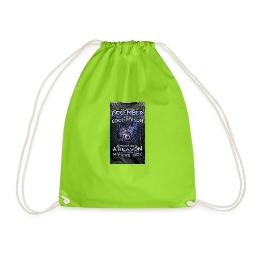 december - Drawstring Bag