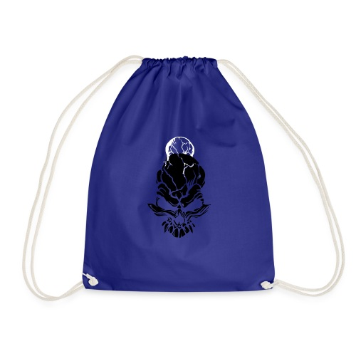 F noize fronte png - Drawstring Bag