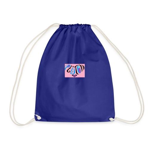 peyton merch - Drawstring Bag