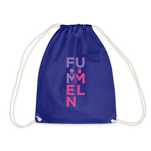 FUMMELN® ETIKETT - Turnbeutel