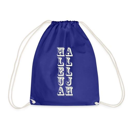 Hallelujah Wild West - Drawstring Bag