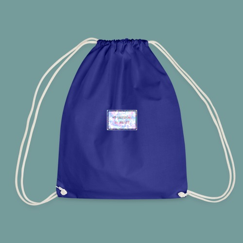 MY SUPERPOWER IS ANXIETY - Drawstring Bag