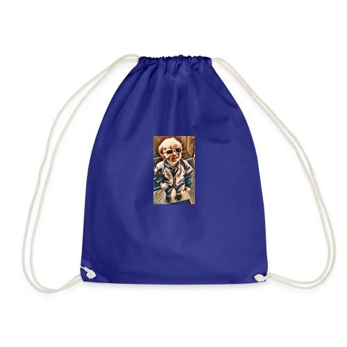 Fun Boy - Drawstring Bag