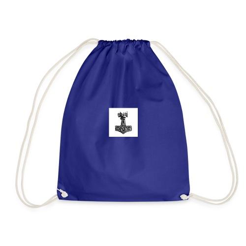 Thor Hammer - Drawstring Bag