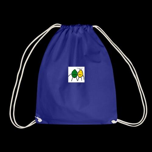 Lemon Fresh Lime Fresh - Drawstring Bag