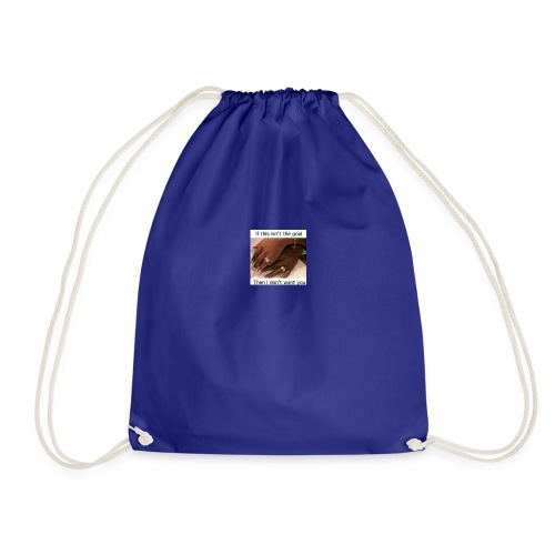 SparSanctuary Goals - Drawstring Bag