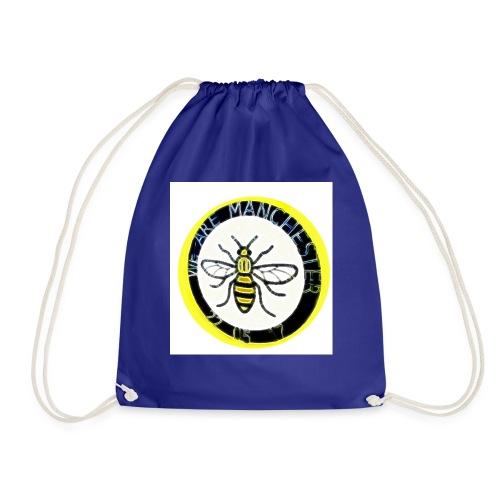 Manchester one love - Drawstring Bag