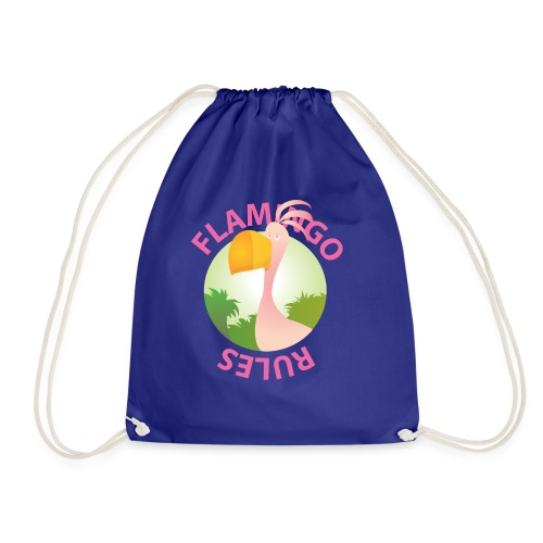 Flamingo Rules - Sacca sportiva
