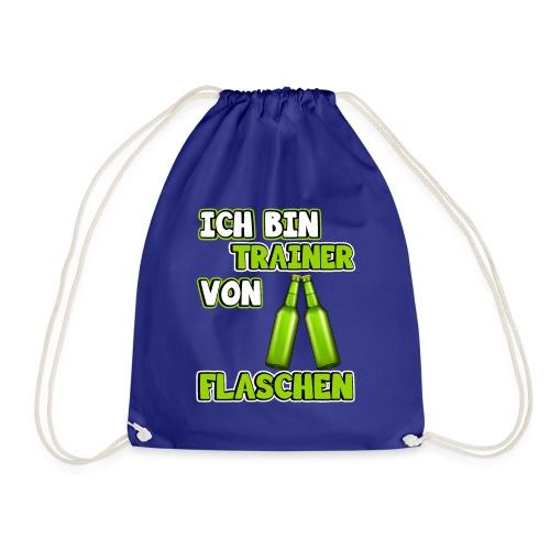 Ich bin Trainer von Flaschen | Lustig Spruch Coach - Turnbeutel