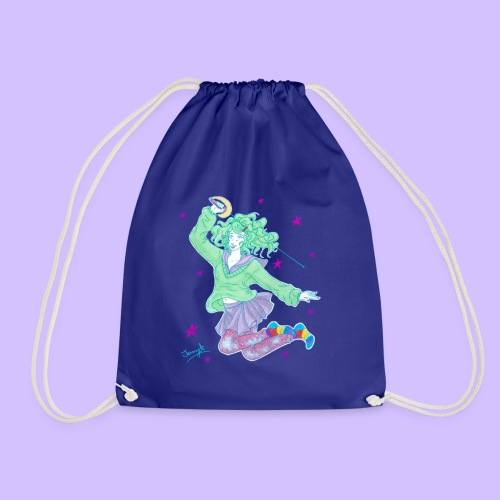 Her codename is Minty - Drawstring Bag