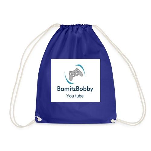 BamitzBobbyMerch - Drawstring Bag