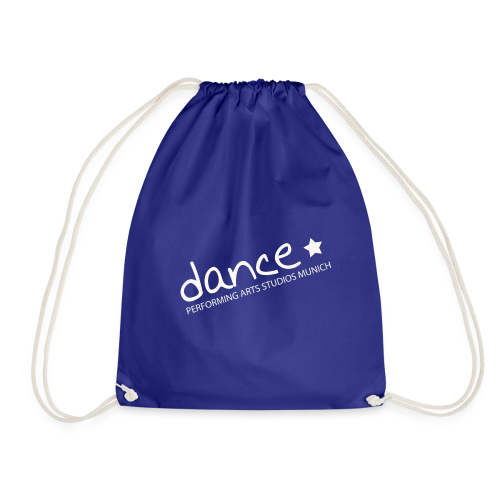 Dance weiß - Turnbeutel