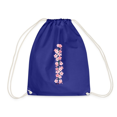 mioki cherry blossom - Turnbeutel