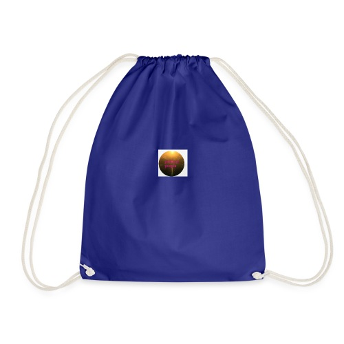 Merchandise with my logo - Drawstring Bag