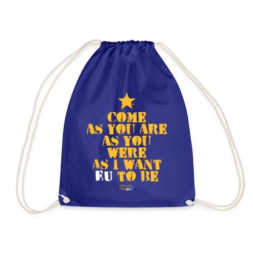 Come as EU are   SongsFor.EU - Drawstring Bag