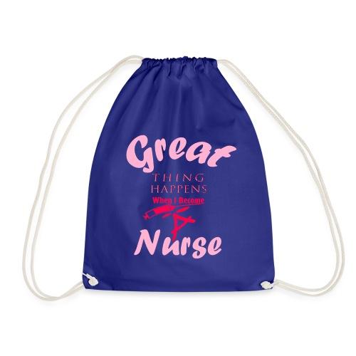 Nurse Summer 2019 - Sac de sport léger