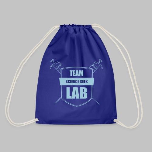 lab team - Drawstring Bag