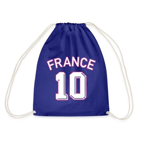 Maillot numéro 10 FRANCE - Sac de sport léger