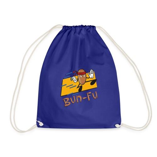 La leggenda di Bun Fu panino kung fu (Doubleface) - Sacca sportiva
