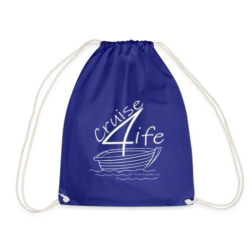 #Cruise4Life Spendenaktion von PCH-Familie e.V. - Turnbeutel