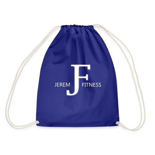 JeremFitness - Blanc - Sac de sport léger
