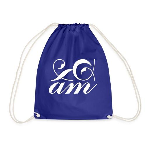 Introduce Hood Grey - Drawstring Bag
