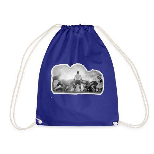 Rugby Scrum - Drawstring Bag