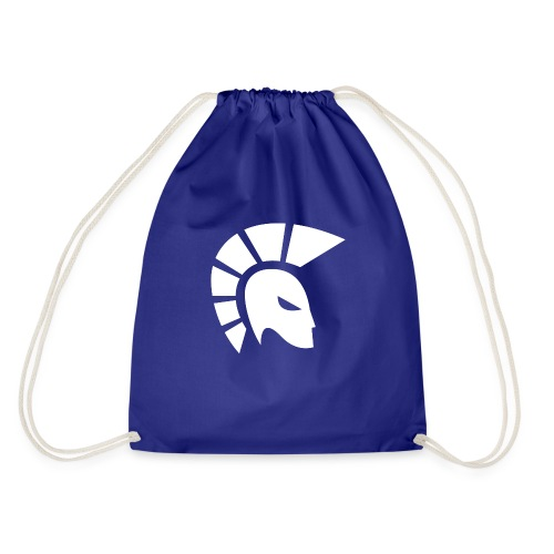 centurion racing icon White - Drawstring Bag