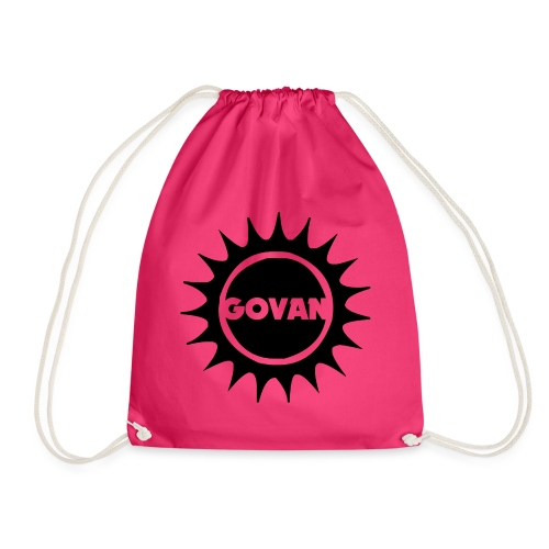Sunny Govan - Drawstring Bag