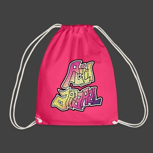 PA LOGO - 6 - Drawstring Bag