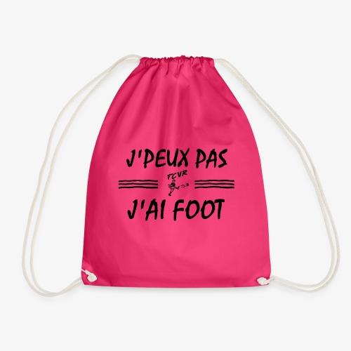 J'PEUX PAS J'AI FOOT feat. FCVR - Sac de sport léger