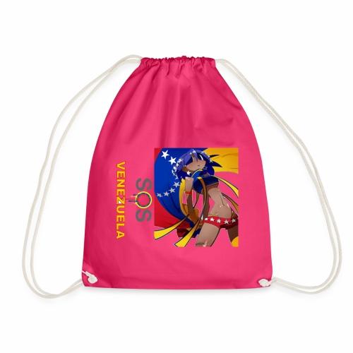 Venezuela SoS - Drawstring Bag