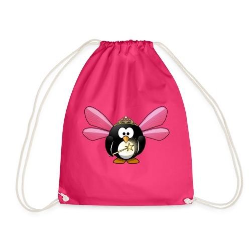 Pinguin Prinzessin - Turnbeutel