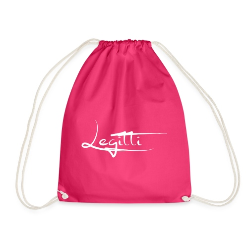 Signature Dark - Drawstring Bag